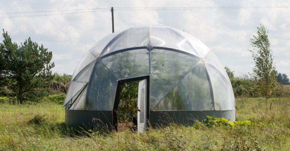 Kasvuhoone Nomaad