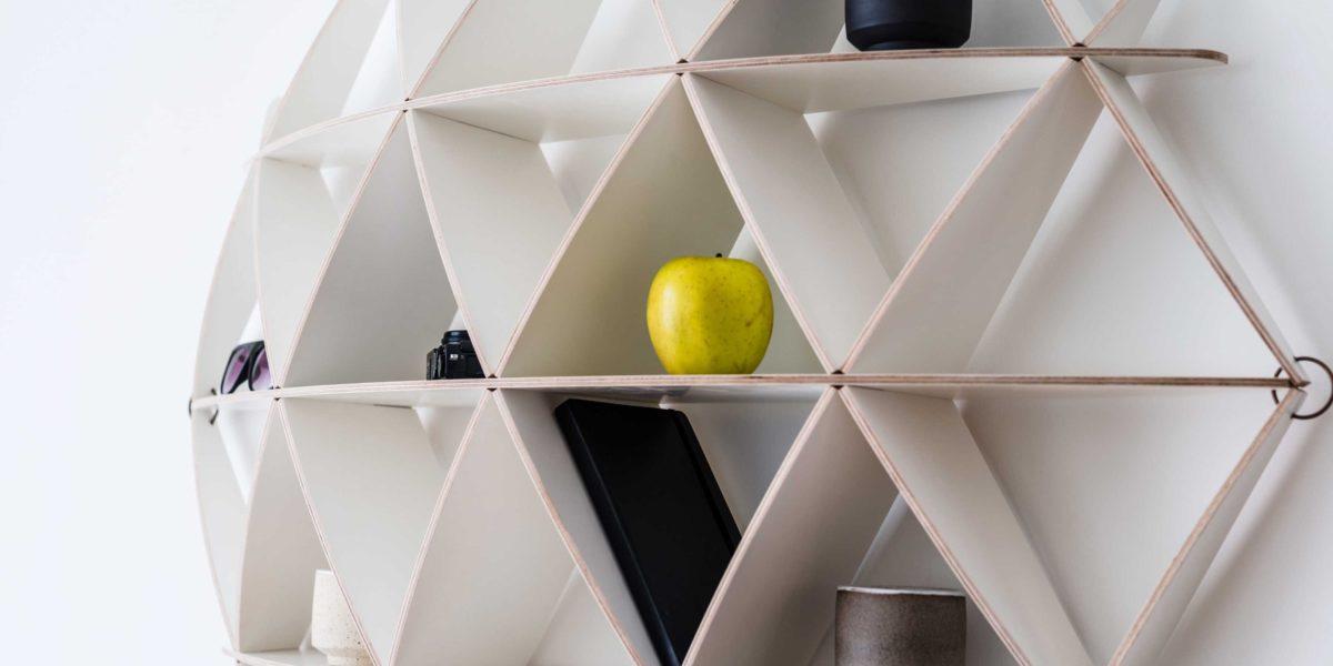 Bookshelf COMB by Jaanus Orgusaar