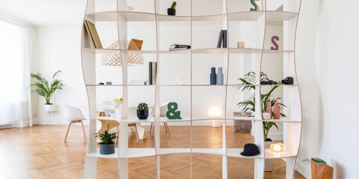 Bookshelf DUNE by Jaanus Orgusaar