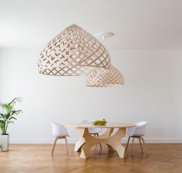 Deckenlampe ZOME by Jaanus Orgusaar