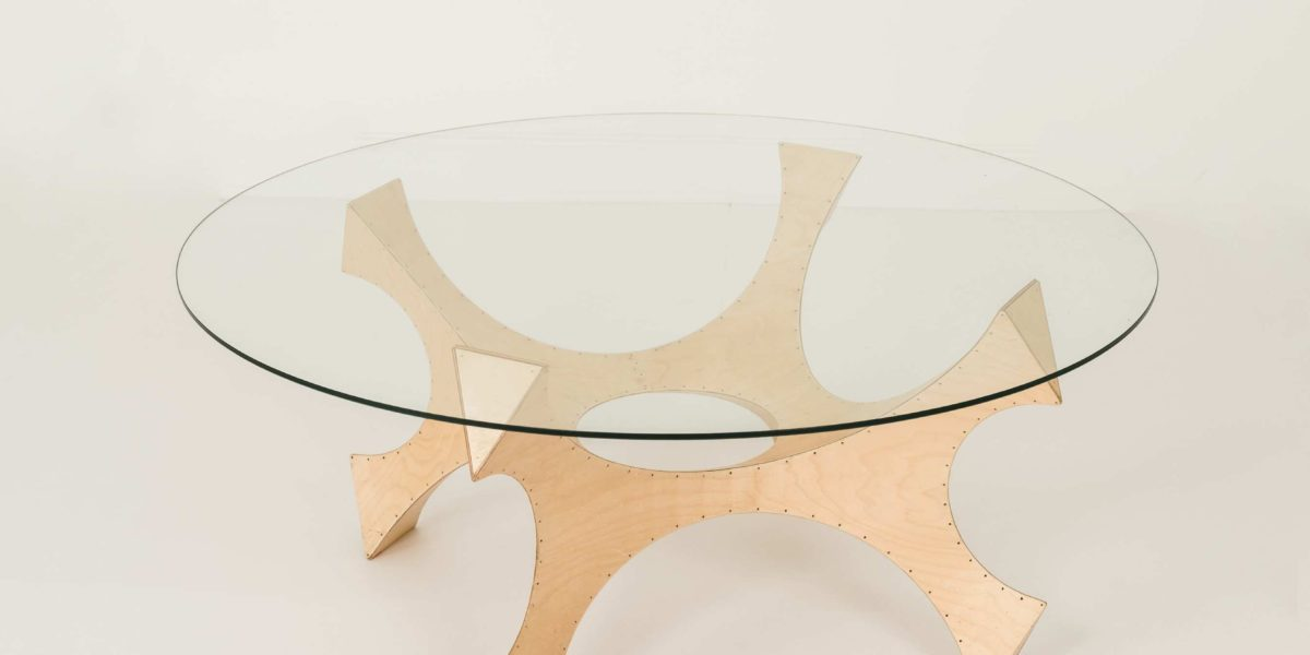 Coffee table NEMO by Jaanus Orgusaar