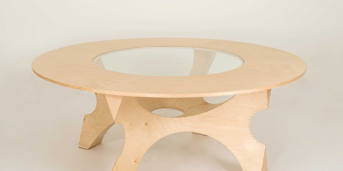 Table NEMO by Jaanus Orgusaar