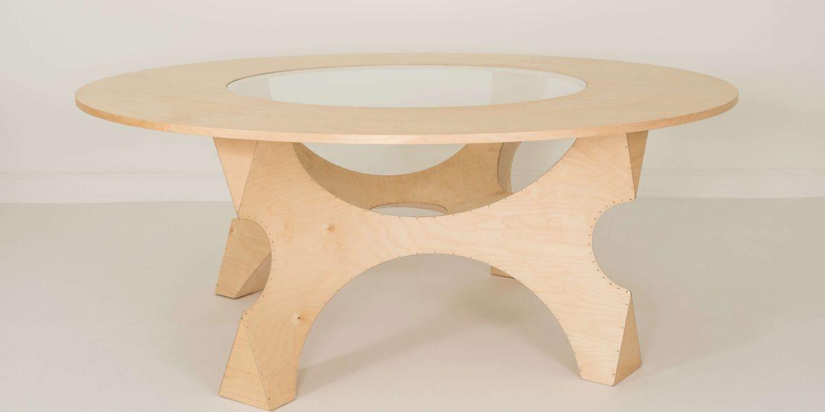 Table NEMO by Jaanus Orgusaar