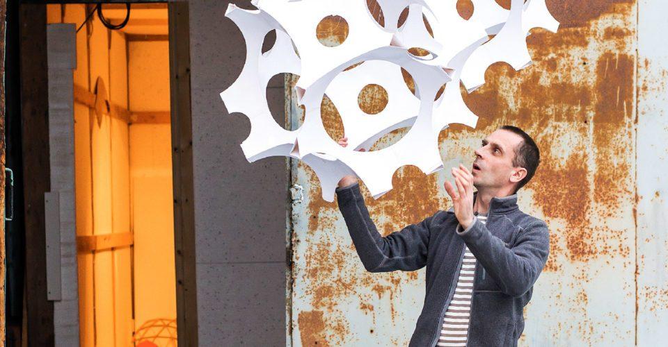 Designer Jaanus Orgusaar