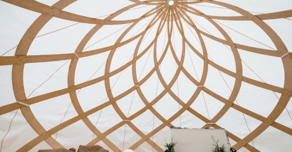 Zome jurta